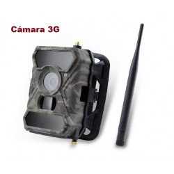 Camara Caza intrusos 3G